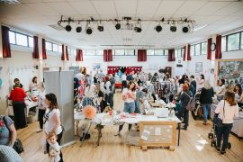 One for all parents, there will be lots of stalls to browse