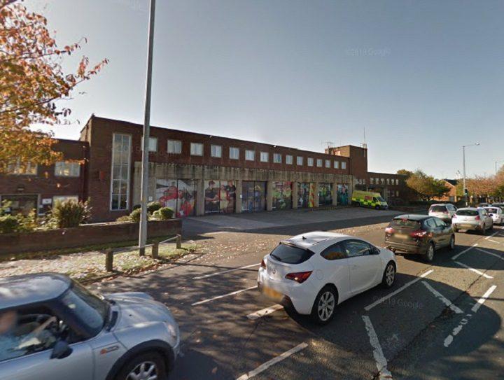 Preston Fire Station in Blackpool Road Pic: Google