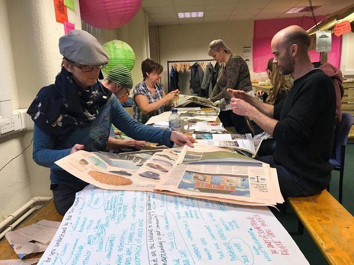 A previous Social Action Lab workshop