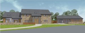 How the new extension on The Mill may look