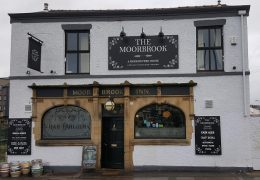 The Moorbrook in North Road