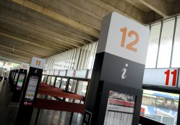 Inside the refurbished Preston Bus Station Pic: Tony Worrall
