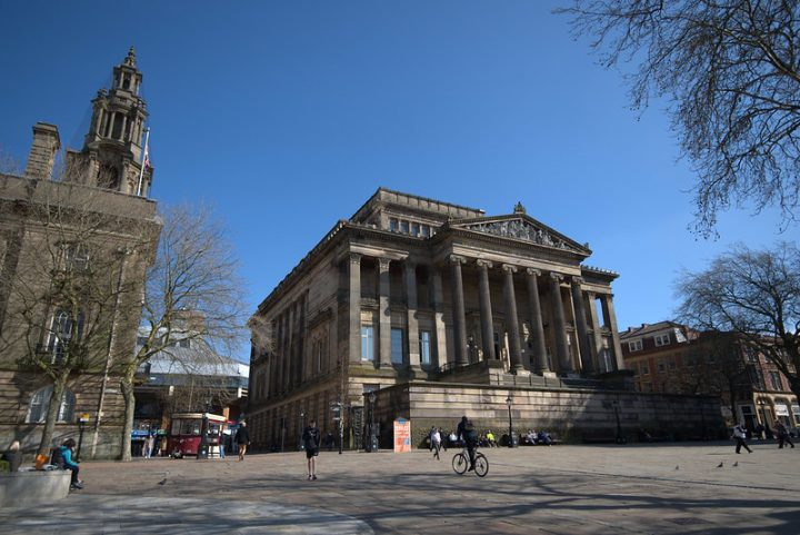 The Harris Museum and Art Gallery is just one of the venues holding events during half-term Pic: Tony Worrall