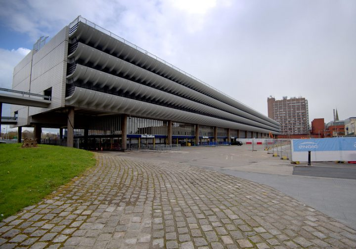 Preston Bus Station is the latest place for an InstaMeet Pic: Tony Worrall