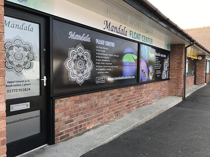 Mandala Float Center exterior