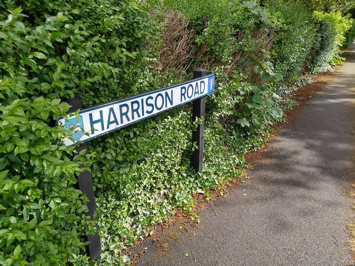 Harrison Road in Fulwood Pic: Blog Preston