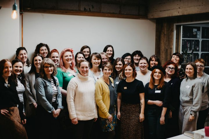Female networking group