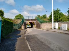 Lytham Road bridge back open to traffic Pic: Blog Preston