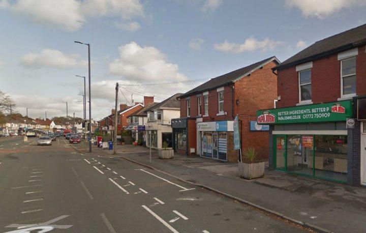 Papa John's in Liverpool Road Pic: Google