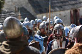 A medieval army Pic: Garyuk31