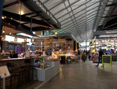 Inside the Preston Market Hall Pic: Tony Worrall