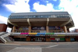 Preston Guild Hall in Lancaster Road Pic: Tony Worrall