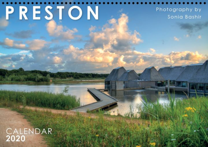 The Preston 2020 calendar