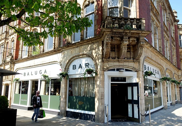 Baluga Bar will play host to the Handbags and Gladrags charity event Pic: Tony Worrall
