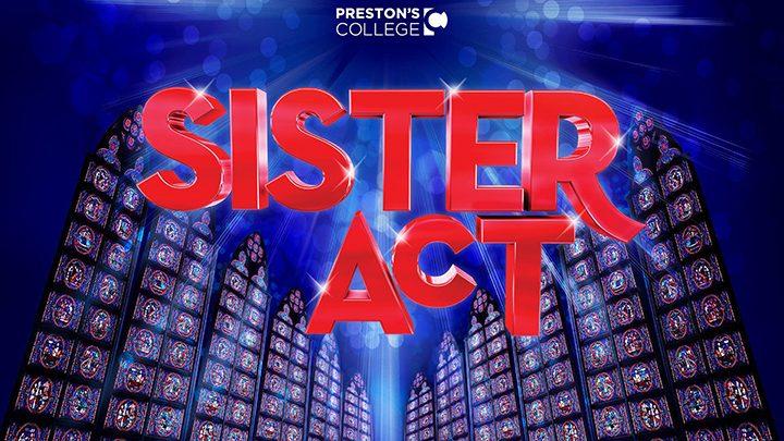 Preston's College Sister Act promo image