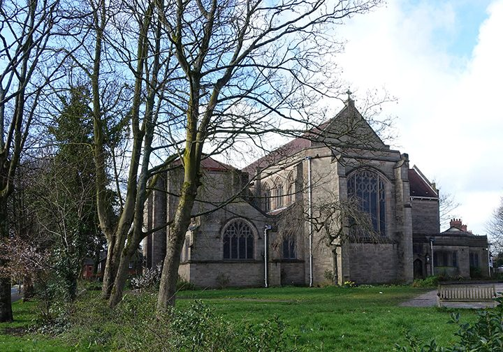 St Michael and All Angels Church Pic: Tony Worrall