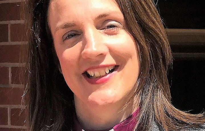 Bishop Jill Duff will lead the service