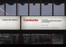 Curator listed at the Bus Station