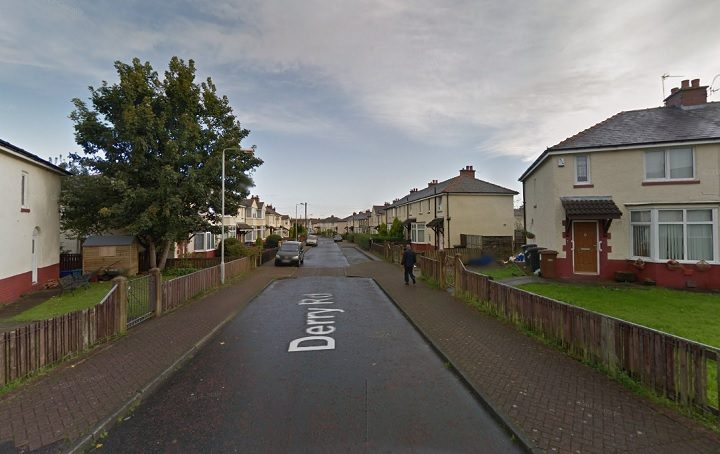 Derry Road in Ribbleton Pic: Google