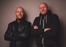 Shane Davis and Carl Barnes host the podcast
