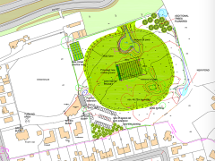 A bird's eye view of the club's expansion plans
