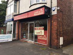 Cafe de Fulwood taking shape in Watling Street Road
