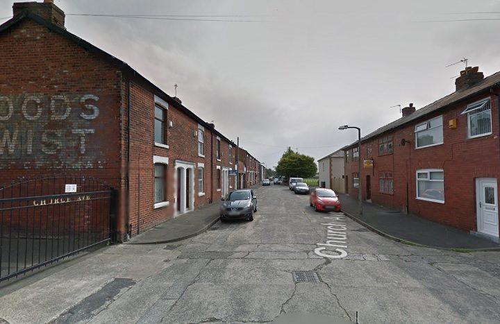 Church Avenue in Fishwick Pic: Google