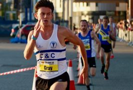 Jack Gray is signed up for the Preston 10-miler