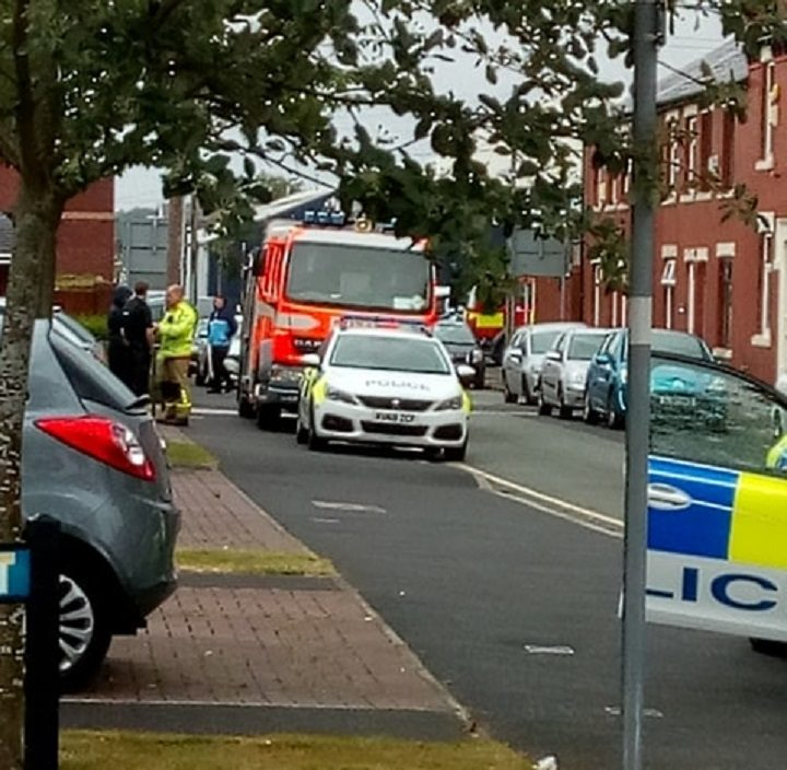 Scene in Parker Street Pic: Blog Preston