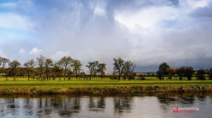 River Ribble at Walton-le-Dale Pic: Paul Melling