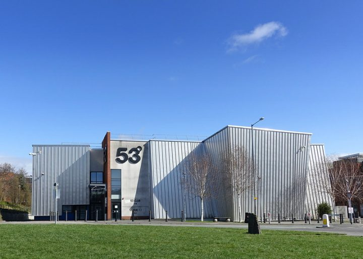 The former 53 Degrees venue Pic: Tony Worrall