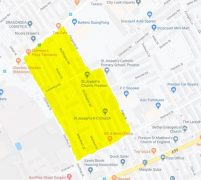 The dispersal order runs from Ribbleton Lane down to Matiland Street