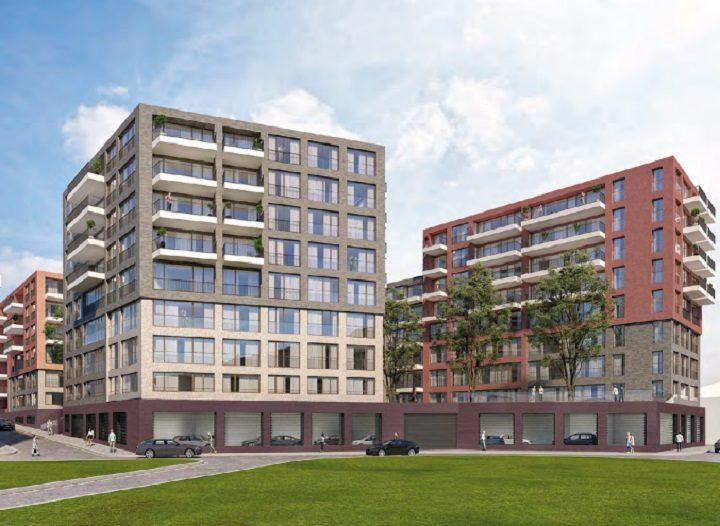 The new development planned off Avenham Street