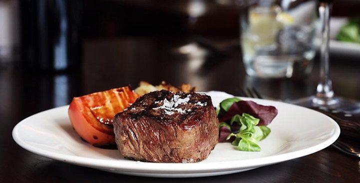 Fillet steak at Miller and Carter