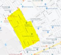The police are targeting a very specific area with the Section 34 order