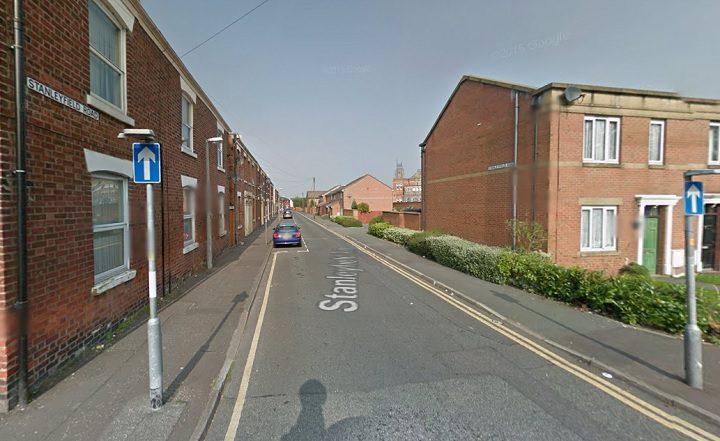 Stanleyfield Road in Deepdale Pic: Google