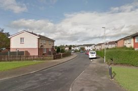 Sulby Grove in Ribbleton was targeted Pic: Google