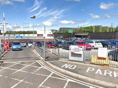 Arthur Street car park