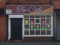 Top Cafe in Ribbleton Lane