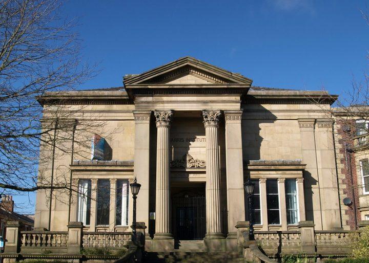 The Harris Institute in Avenham Pic: Tony Worrall