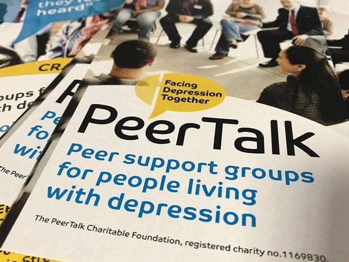 PeerTalk leaflets