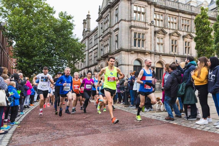 Preston 10k runners