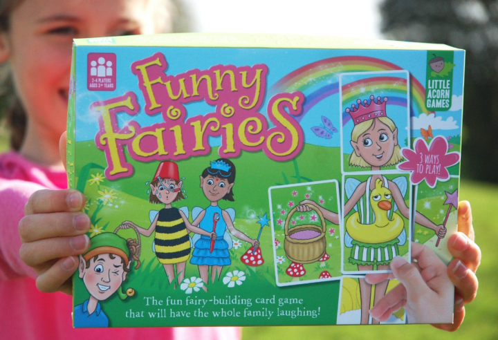 Funny Fairies