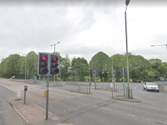 Leyland Road and Liverpool Road junction