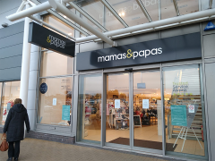 Outside the Deepdale Mamas and Papas Pic: Blog Preston
