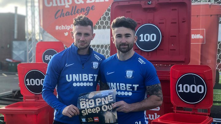 L-R Alan Browne and Sean Maguire