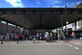 Preston Outdoor Market Pic: Tony Worrall