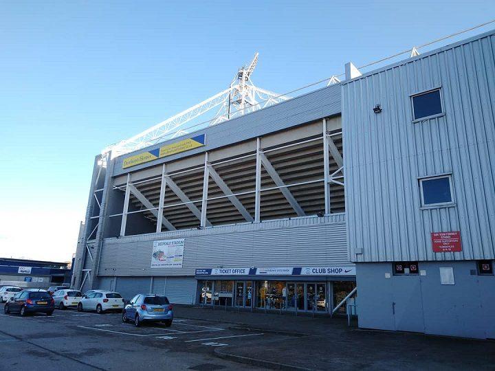 Deepdale Stadium on a crisp Autumn day Pic: Blog Preston