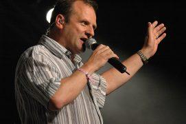 Mark Radliffe during his time at BBC Radio 2