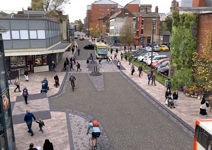 How Church Street could look